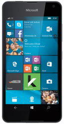 Used Lumia 650 Windows 10 Phone for Cricket $1