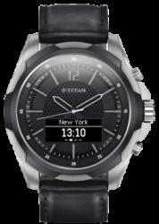 Titan Men's Titanium Smartwatch for $225