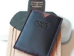 Ezgo 2.0 RFID Slim Wallet for $20