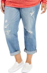 Motherhood Women's Plus Size Maternity Jeans $20