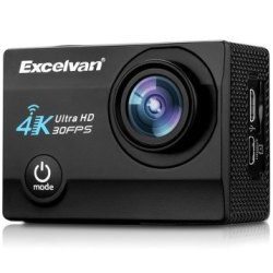 Excelvan Q8 4K WiFi Action Camera for $40