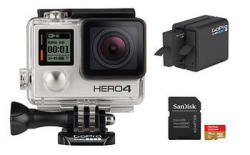 GoPro Hero4 1080p Camcorder Bundle from $250