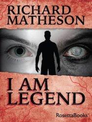 """I Am Legend"" Kindle eBook"