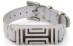 Tory Burch Women's Fitbit Wrap Bracelet for $104