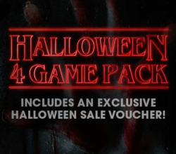 Halloween 4-Game Pack for PC for 49 cents