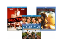 Blu-ray Movies for $5