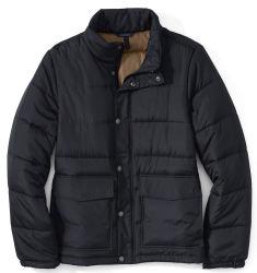 Lands' End Men's Puffer Jacket for $28