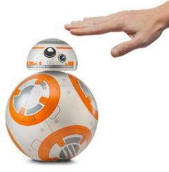 Star Wars BB-8 Touch Desktop Lamp for $30