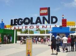 Legoland California Adult + Child Ticket