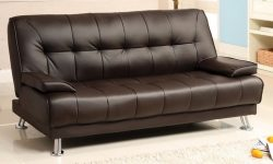 Furniture of America Nicholas Enzo Futon Sofa $385
