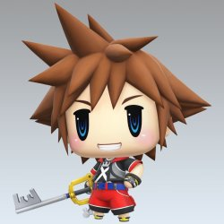 World of Final Fantasy: Sora DLC for PS4 for free