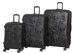 It Luggage Skull Emboss 3-Piece Spinner Set $170