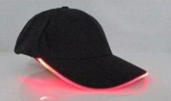 Unisex LED Baseball Cap for $4
