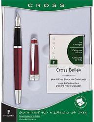 Cross Aventura Fountain Pen Gift Set for $15