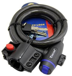 Cable Bicycle Lock for $5