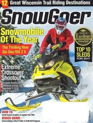 SnowGoer 1-Year Magazine Subscription for free