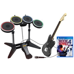 Rock Band Rivals Band Kit for PS4 or XB1 for $100