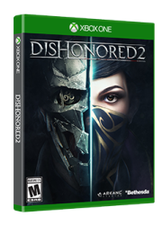 Dishonored 2 for Xbox One for $30