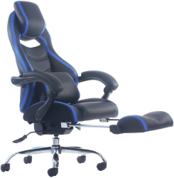 Merax Racing Executive Leather Swivel Chair $230