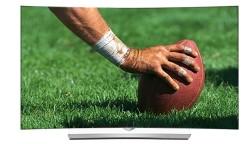 """Refurb LG 55"""" 1080p Curved 3D OLED Smart TV $800"""