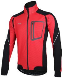 Arsuxeo Men's Long-Sleeve Bicycle Fleece for $10