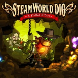 SteamWorld Dig for PS4 and PS Vita for $2