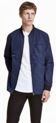 H&M Men's Pilot Jacket for $18