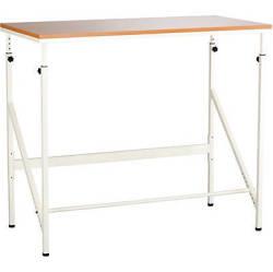 Safco Standing-Height Desk, $25 Restaurant GC $160