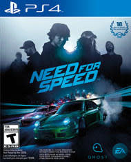 Need For Speed for PS4