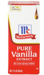 McCormick 2-Oz. Pure Vanilla Extract