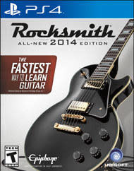 Rocksmith 2014 Edition for PS3, PS4, Xbox 360, or Xbox One