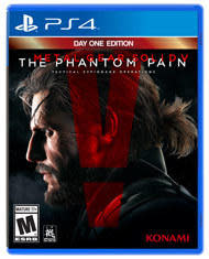 Metal Gear Solid V: The Phantom Pain for PS3, PS4, Xbox 360, or Xbox One