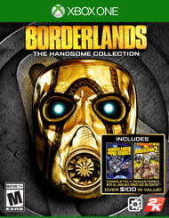 Borderlands: The Handsome Collection for PS4 or Xbox One