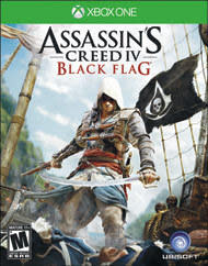 Assassin's Creed IV: Black Flag, Pre-Owned for Xbox One