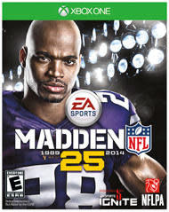 Madden NFL 25 for Xbox One, Pre-Owned