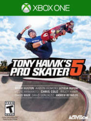 Tony Hawk's Pro Skater 5 for PS4 or Xbox One
