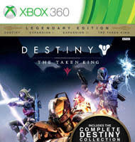 Destiny: The Taken King Legendary Edition for PS3, PS4, Xbox 360, or Xbox One