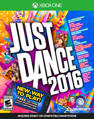 Just Dance 2016 for PS3, PS4, Xbox 360 or Xbox One