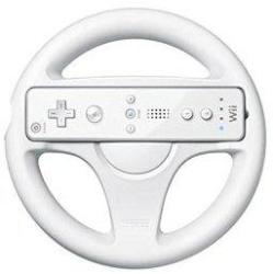 Free Pre-Owned Racing Wheel w/ Nintendo Limited Edition Wii Remote Plus Purchase