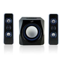 iLive 2.0-Ch. Bluetooth Sound System w/ Subwoofer