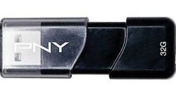 PNY Attache 32GB USB 2.0 Flash Drive