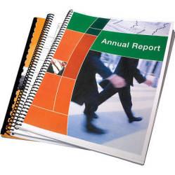 Presentations, Manuals, Booklets, & Menus