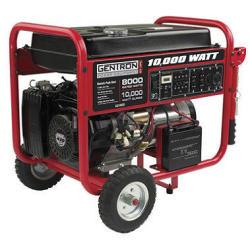 Gentron 10,000W Generator w/ Electric Start