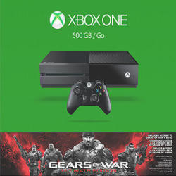 Xbox One 500GB Gears of War: Ultimate Edition Bundle