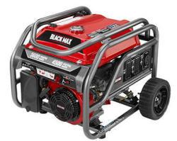 Black Max 3,600W Generator