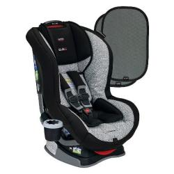 Britax Marathon Plus Convertible Car Seat w/ Window Shade