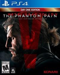 Metal Gear Solid V: The Phantom Pain for PS4