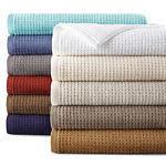 "JCPenney Home Quick-Dri 30x56"" Solid Bath Towel"