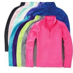 Made For Life Misses' & Petites' Quarter-Zip Brushed Fleece Pullover
