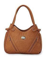 Laura Scott Women's Sidney Madison Bowler Bag